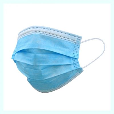 Wholesale 3 Layer Disposable Face Masks in Bulk