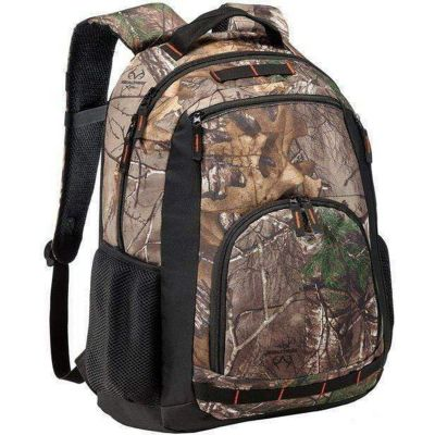 Wholesale Polyester Canvas Camo Xtreme Backpack - BG207C