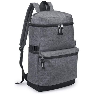 Wholesale Backpacks - Heathered Computer Backpack w/ Padded Back Panel - HP2224