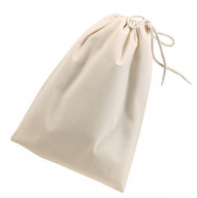 Wholesale Cotton Drawstring Travel Shoe Bags