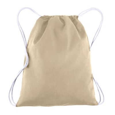 Wholesale Cotton Canvas Drawstring Bags Backpacks - Medium