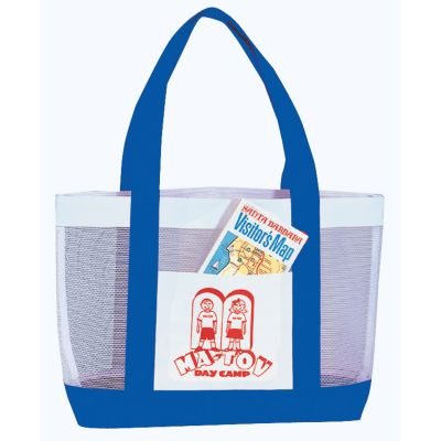 Polyester Mesh Tote Bags