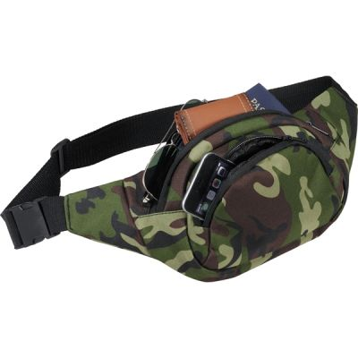 Camo Hunt Fanny Pack (50 Pack)