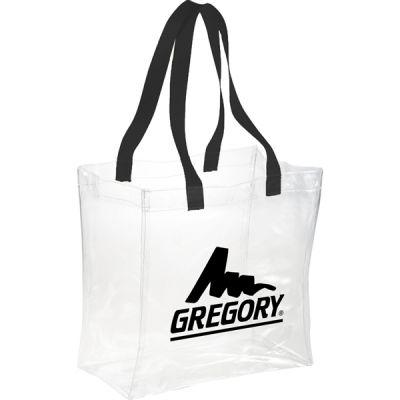 Rally Clear Stadium Tote Bag (50 Pack)