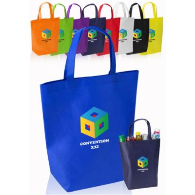 Large Trade Show Non Woven Tote Bags