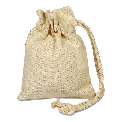 Wholesale Small Cotton Drawstring Coin Bags in Bulk