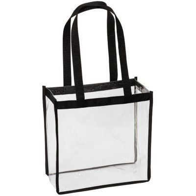 Stadium Approved Clear Tote Bags Wholesale - BG430