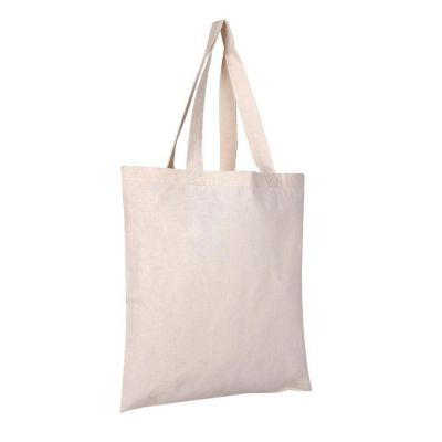 24 Pack Bulk Cotton Canvas Tote Bags Blank Reusable Grocery Shopping