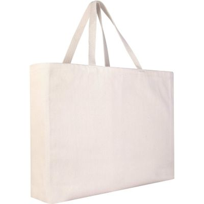 Wholesale Large Cotton Canvas Reusable Tote Bags - Jumbo