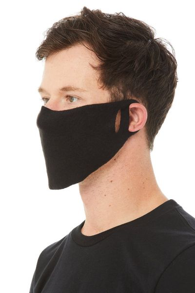 Wholesale Customizable Face Masks / Covers - FLEECE (50-PACK) 7oz.