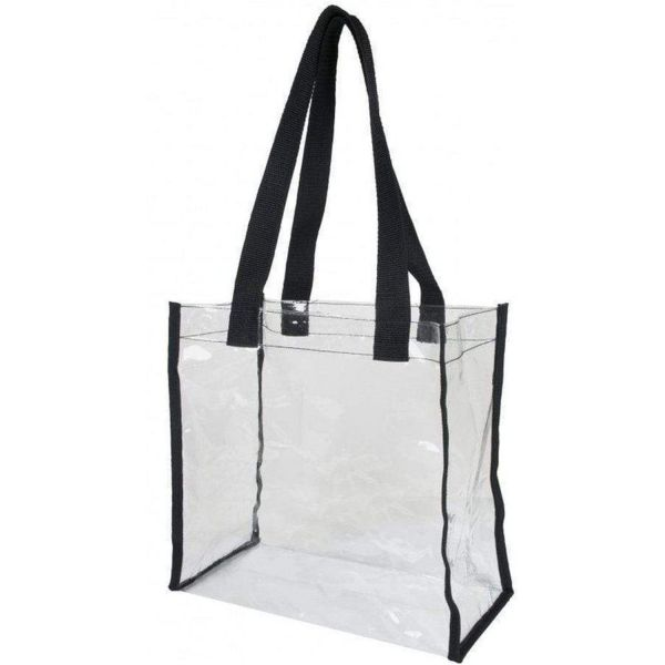 Transparent Tote Bags - Clear Bags for Stadium - BS238