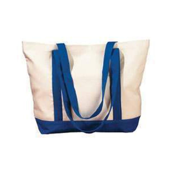BAGedge 12 oz. Canvas Boat Tote Bag - BE004