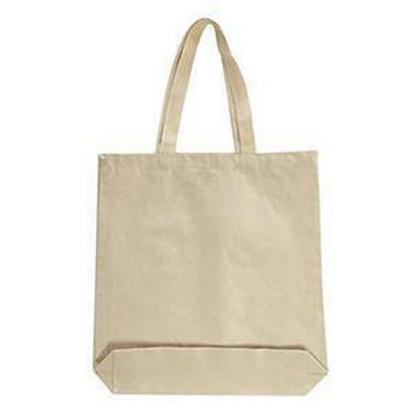 OAD Medium 12 oz Gusseted Tote - 106