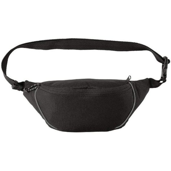 Durable Bulk Fanny Packs | 2 Zipper Hip Waist Packs | BG905