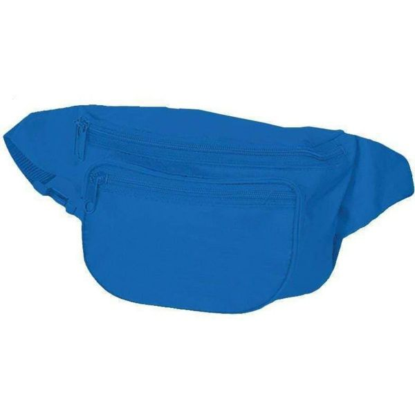 3 Zipper Fanny Pack | Wholesale Fanny Packs | NFNP