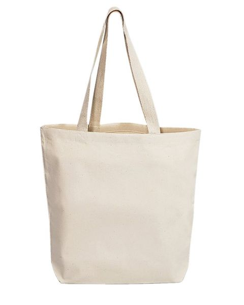 Wholesale Made in USA Reusable Canvas Tote Bags