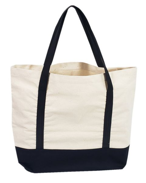 Wholesale Made in USA Canvas Beach Boat Tote Bags