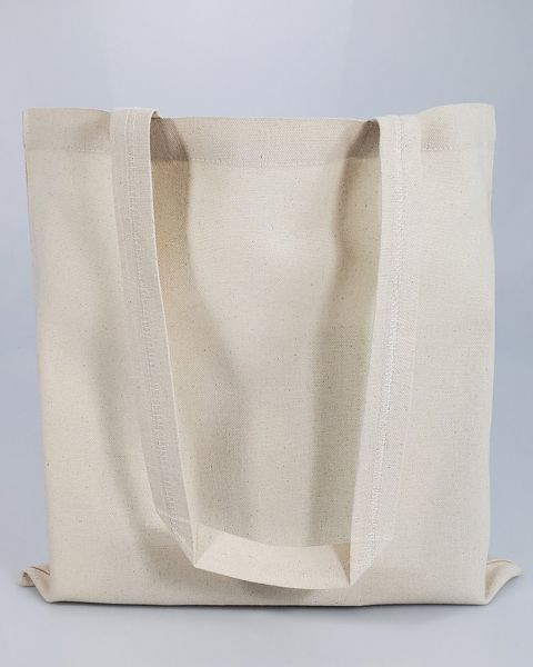Wholesale Cotton Canvas Tote Bags with Long Handles