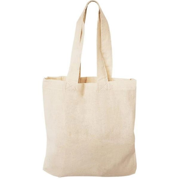 Mini Cotton Canvas Tote Bags Wholesale | Party Favor Gift Bags