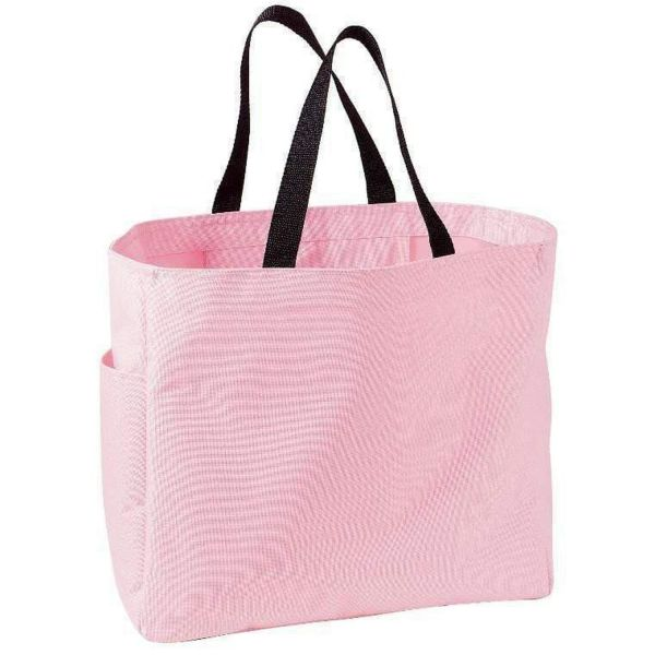 Polyester Durable Essential Tote Bags Wholesale - B0750
