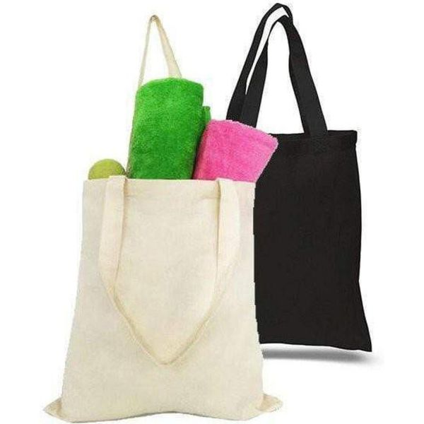Wholesale Lightweight Cotton Tote Bags in Bulk