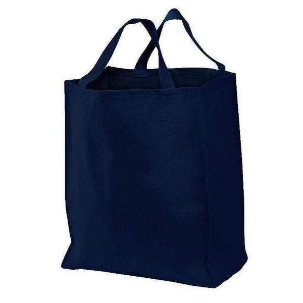 100% Cotton Twill Grocery Tote - Set of 6