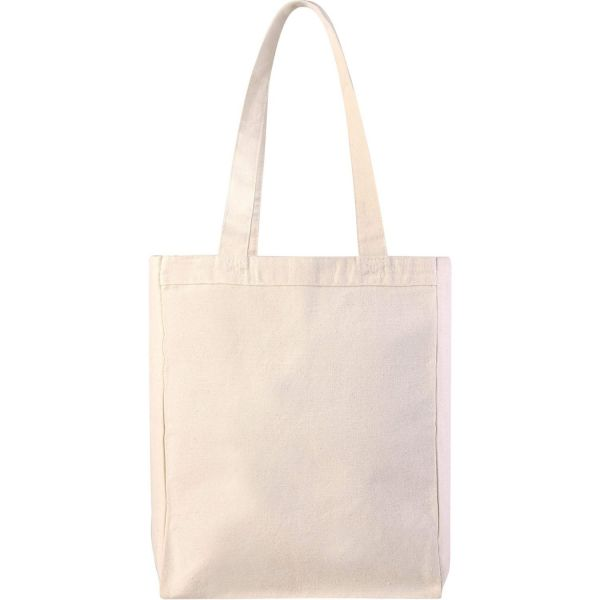 Heavy Duty Canvas Book Bags | Wholesale Canvas Tote Bags
