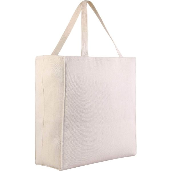 Reusable Shopping Bags | Cotton Twill Tote Bags & Grocery Bags - TF280