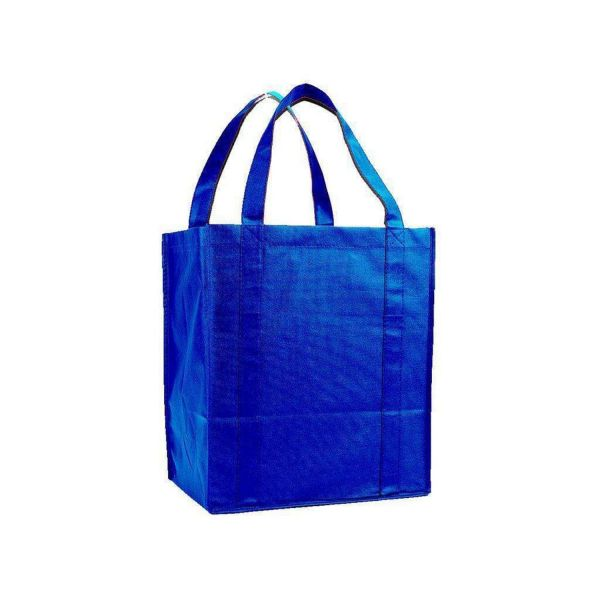 Non-Woven Polypropylene Wholesale Tote Bags w/ Full Gusset - Q1237