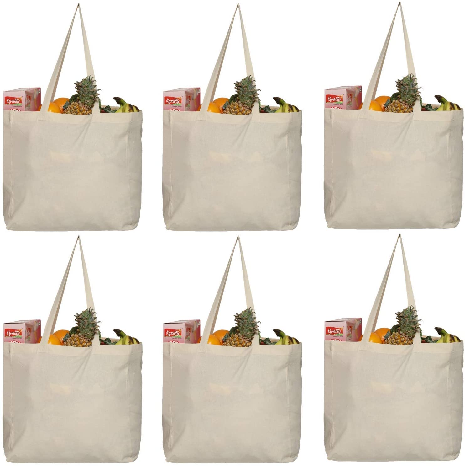 Why Buy Canvas Tote Bags in Bulk? - You Guessed it Right!