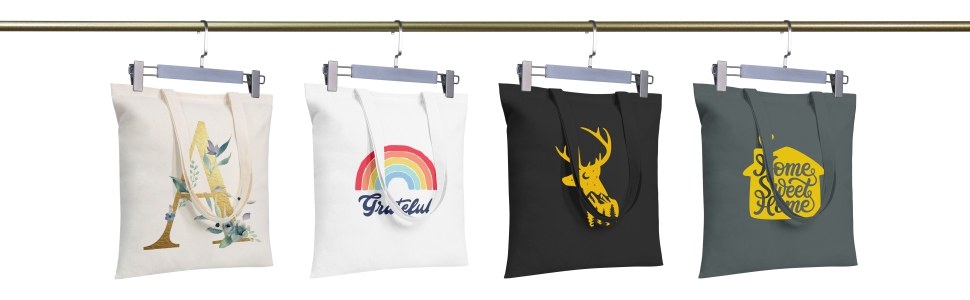 Why Canvas Tote Bags Are The Perfect Merchandise For Business Expo Giveaways