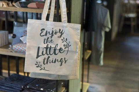 How to Use Graphic Design Typography to Create Eye-Catching Promo Bags